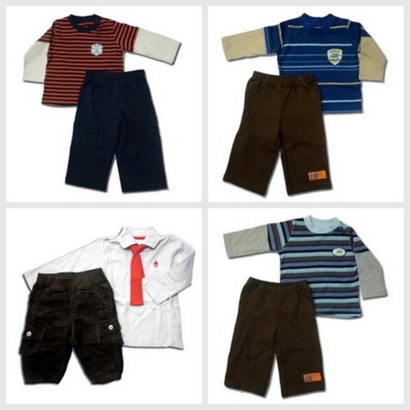 Tips memilihkan baju untuk anak laki – laki