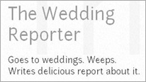 Wedding Reporter