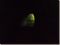 Light at the end of the tunnel6
