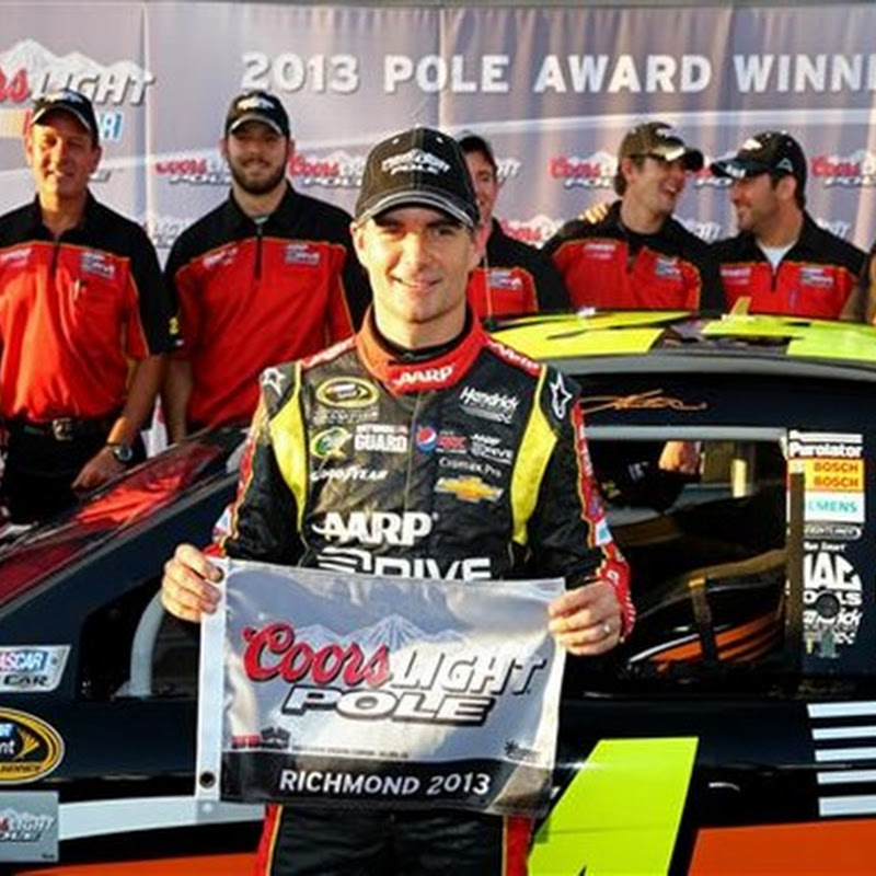 Pole Report: Gordon, Busch, and Keselowski lead the field to green at Richmond