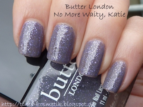 Butter London No More Waity Katie 1