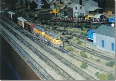 05 LK&R Layout at the Triangle Mall in February 1999