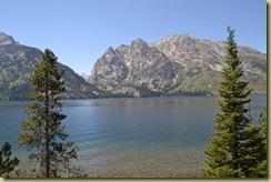 Across Jenny Lake