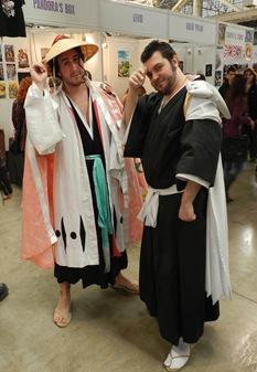 cosplay shunsui bleach isshin kurosaki