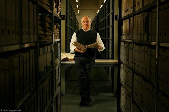 Jordi Piqué Padró. Cap del Servei d'Arxiu i Documentació Municipal Tarragona, Tarragonès, Tarragona