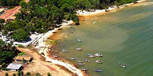 Praia do Pescador, Salvaterra - Parà
