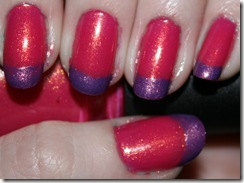 China Glaze - Strawberry Fields with Zoya - Dannii