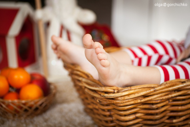 Детский новогодний фотопроект Рождественские мечты. 1. Варя-17