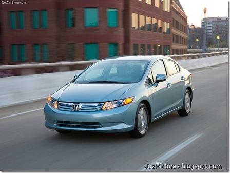 Honda Civic Hybrid5