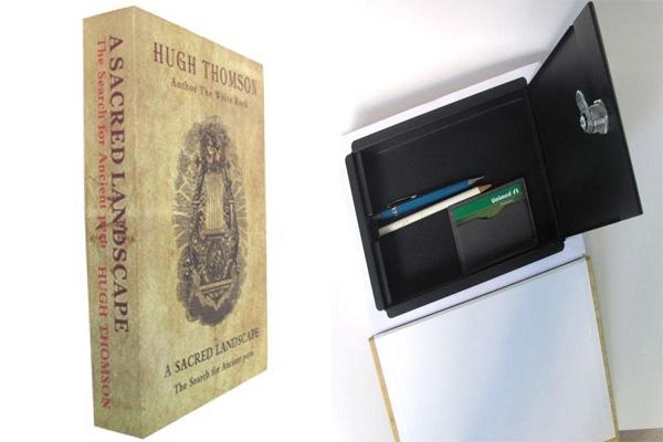 Livro-Cofre