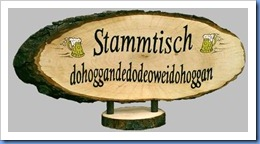 Stammtischschild