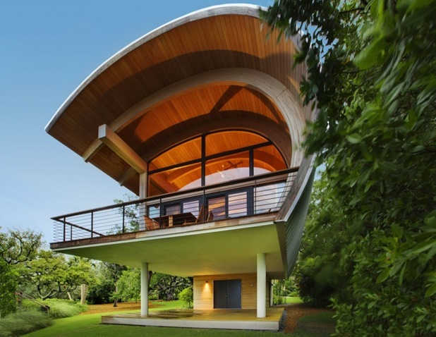 casey key guest house by TOTeMS architecture 1