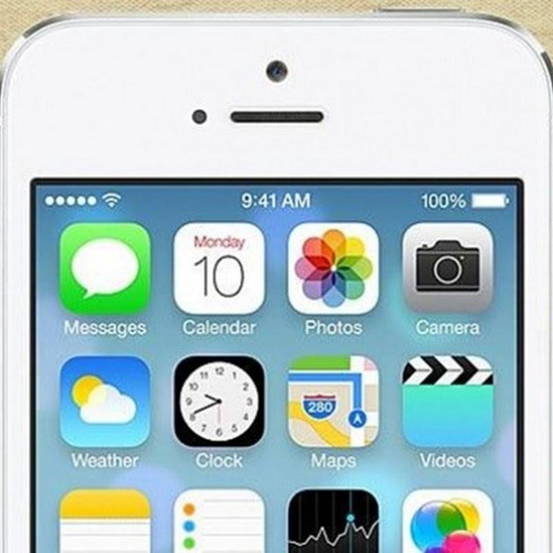 iOS 7 Permitirá Controlar iPhone com Movimentos da Cabeça [Análise]