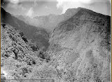 Merbabu panorama (unknown photographer and date, courtesy TropenMuseum)