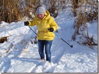 Лыжи 027