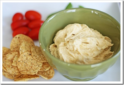 Zippy Hummus