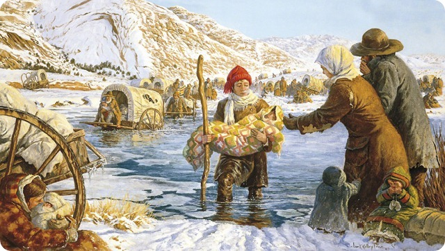 pioneers-crossing-river-37725-wallpaper