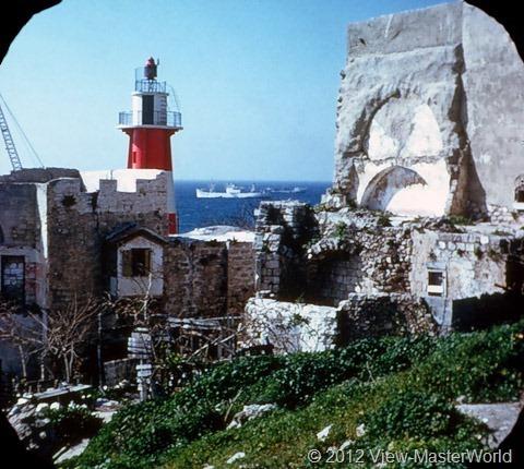 View-Master Modern Israel (B224), Scene 5: Jaffa