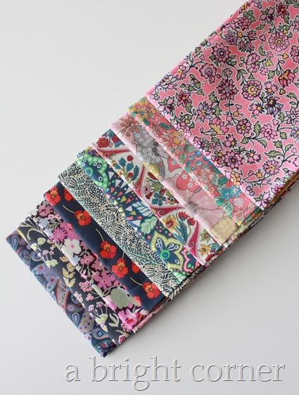 Liberty Lawn fabrics