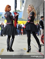 Paddock Girls Hertz British Grand Prix  17 June  2012 Silverstone  Great Britain (9)