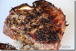 Finding Inspiration In Food Grilled Lamb Loin Chops With