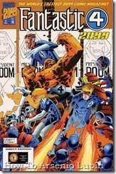 P00003 - Fantastic Four #2
