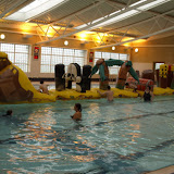 C.H.A swiming at Halewood