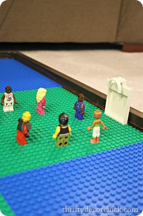lego tray floor