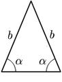 91px-Triangle.Isósceles
