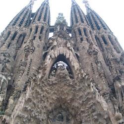 77.- Gaudí. Sagrada familia