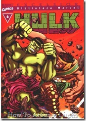 P00006 - Biblioteca Marvel - Hulk #6