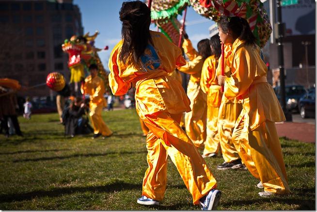 2012 Chinese New Year Parade Washington DC-5