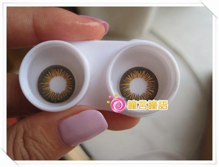 日本EOS隱形眼鏡-Big Size咖6