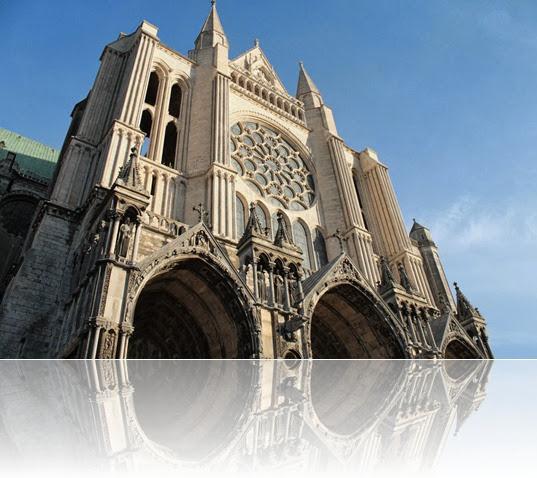 Notre dame von Chartres