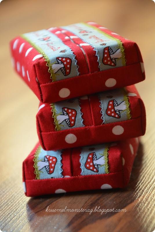 Glückstatüta Taschentüchertasche Glückspilz (4)