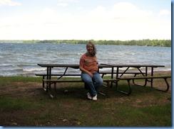 4638 Bass Lake Provincial Park - Karen and Bass Lake
