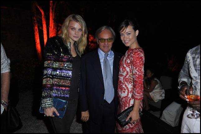 Jessica Stam;Diego Della Valle;Olivia Wilde