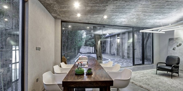 tea house by archi-union architects 7