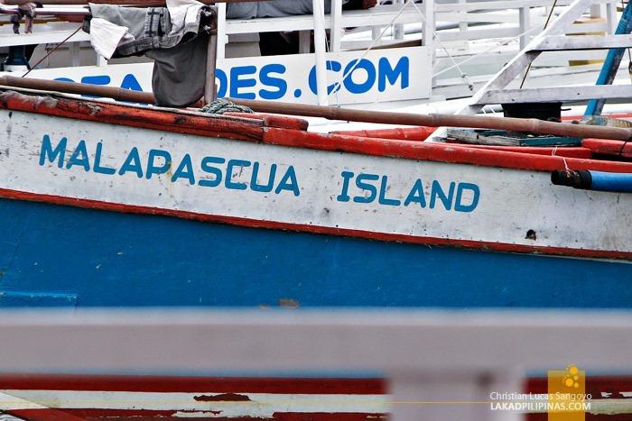 Malapascua Island Boat