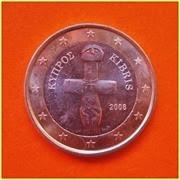 1 Euro Chipre