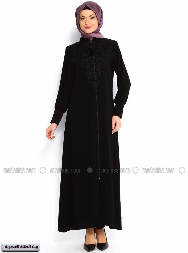 ملابس محجبات تركية 2015 صور وازياء تركية 2015