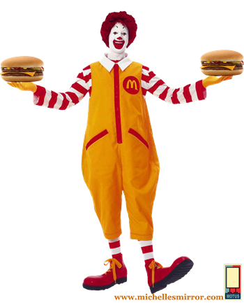 ronald mcdouble copy