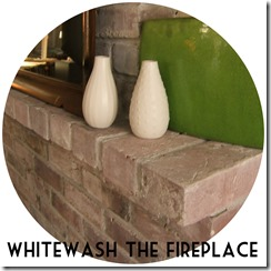 White Wash The Fireplace Thumbnail