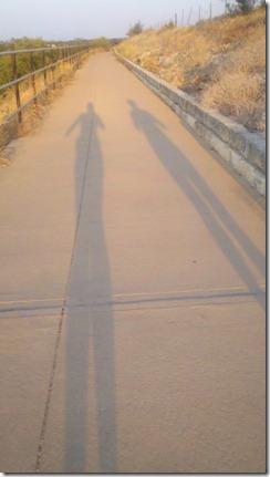 17 miles shadows