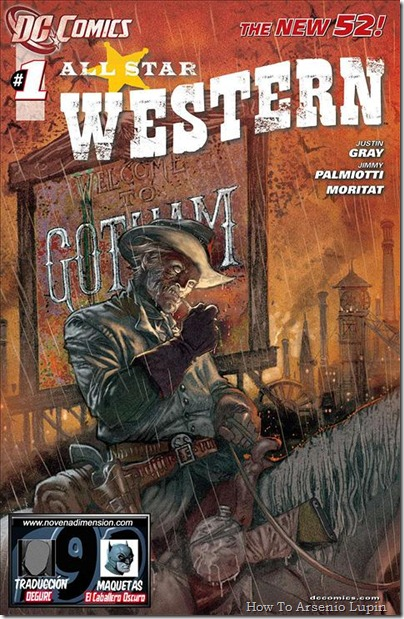 P00002 - All-Star Western #1 - No