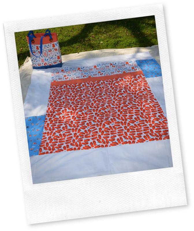 Jens swimming blanket