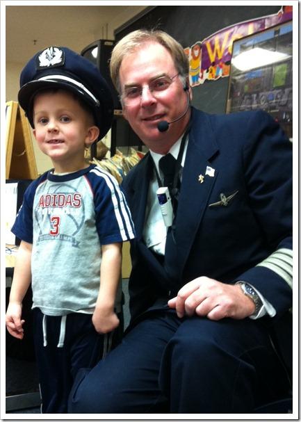 alexander and pilot