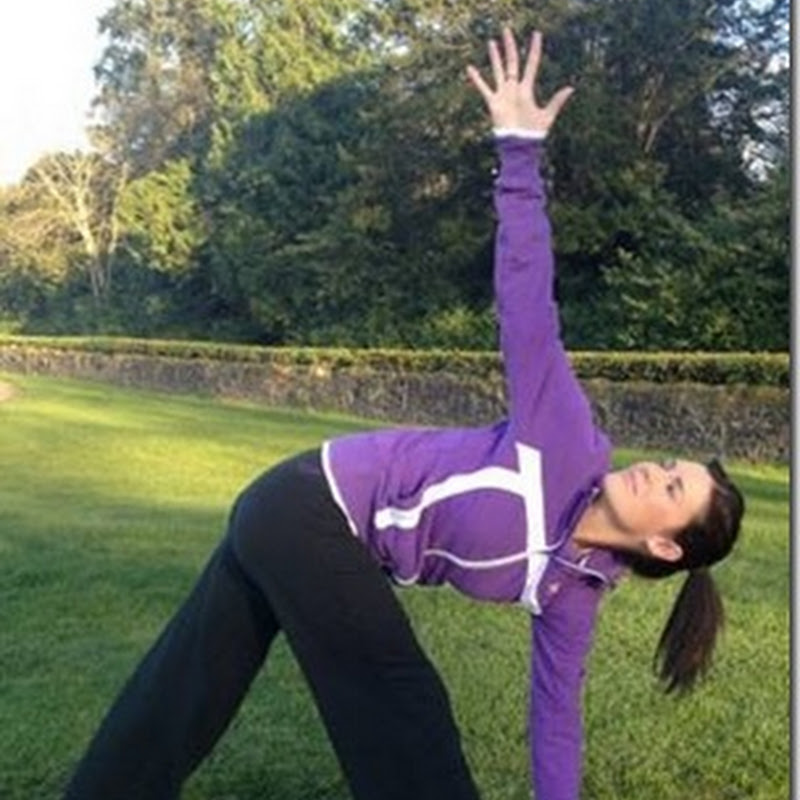 Yoga For Golf Ireland Is Back! Get Bendy With Kennedy
