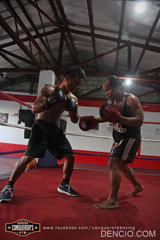 Conquerors Boxing 04
