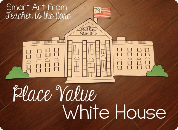 Teacher to the Core  American Symbols White House SMART ART is makes your classroom look amazing and your students brilliant
